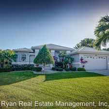 Rental info for 3806 Paola Dr. - Reservation in the Punta Gorda area