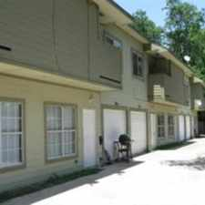 Rental info for Close to highway 75, Uptown area, Small Gated Community, Washer and Dryer Connection, Walking distance to Resturants and Stores. in the Dallas area