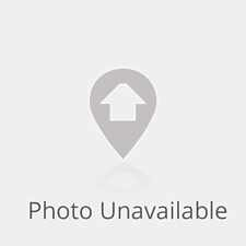 Rental info for 44 William F. Bell Parkway