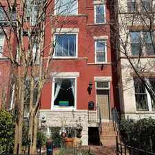 Rental info for 1351 Irving St, NW Unit 02 in the Petworth area