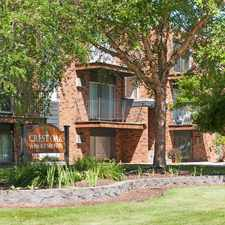 Rental info for Crest Oak in the Coon Rapids area