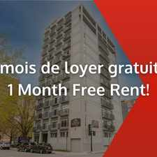 Rental info for 105 rue Milton in the Plateau-Mont-Royal area