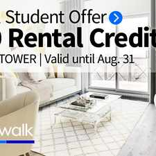 Rental info for Carlton Tower: 325 5TH Ave. N, 3 Bedrooms in the Central Business District area