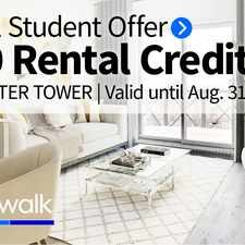 Rental info for Dorchester Tower: 337 6th Ave. N, 1 Bedroom in the Central Business District area