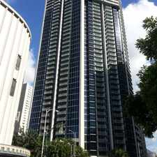 Rental info for 1212 Nuuanu Ave. #3110 in the Downtown area