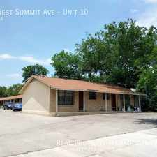 Rental info for 643 West Summit Ave in the Alta Vista area