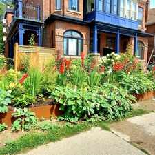 Rental info for Gladstone Ave & Sylvan Ave in the Dufferin Grove area