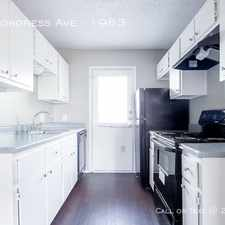 Rental info for 6818 S Congress Ave in the Sweetbriar area