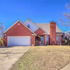 Rental info for Spacious 4 bedroom home for rent in Edmond! AVAILABLE NOW!