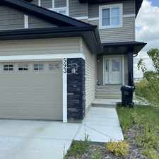 Rental info for 593 Boulder Wynd #Basement in the Leduc area