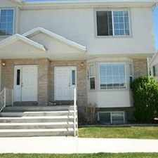 Rental info for 1348 South 1500 East