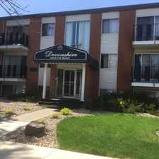 Rental info for 10630 108 Street in the Central McDougall area