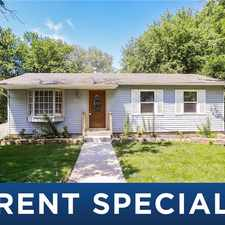 Rental info for 2804 North 109th Street in the I-435 West Kc-ks area