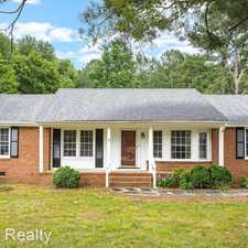 Rental info for 1611 Cloister Drive