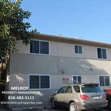 Rental info for Large studio ~ Upstairs ~ Heart of Little Italy! 2138 India in the 92103 area