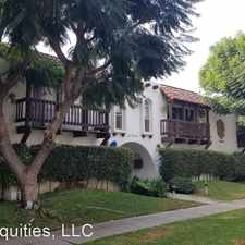 Rental info for 10944 Bluffside Drive 215 in the Studio City area