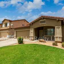 Rental info for 4Bed/2Bath House in Surprise -- Ready for Immediate Move In!