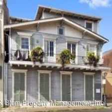 Rental info for 1026 Dumaine St. - 3A in the Treme - Lafitte area