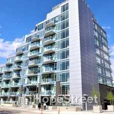 Rental info for 801 - 108 2 Street SW, 3 Bedrooms in the Chinatown area
