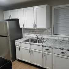 Rental info for 3821 Mississippi Ave in the North Side area