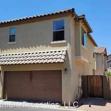 Rental info for 1383 S MOCCASIN TRAIL
