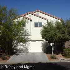 Rental info for 9591 Bouncing Ball St