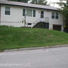 Rental info for 376 Bluff in the Riverview area