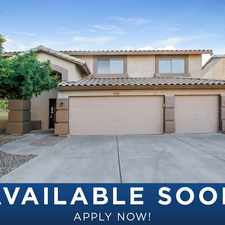 Rental info for 20361 North 89th Drive