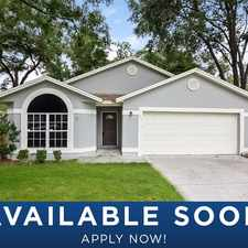 Rental info for 3806 Creek Way Court in the Plant City area