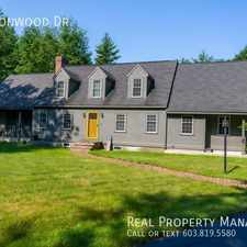 Rental info for 33 Buttonwood Dr