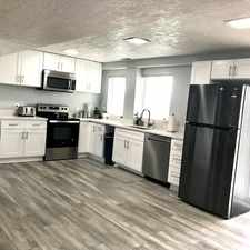 Rental info for 1561 N 700 E in the Bountiful area