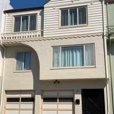 Rental info for 274 Bella Vista Way in the Miraloma Park area