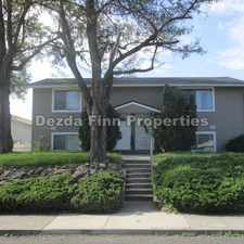 Rental info for Updated lower level of duplex on North side available immediately in the Nevada - Lidgerwood area