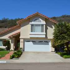 Rental info for 10629 Bernabe Drive in the Rancho Penasquitos area