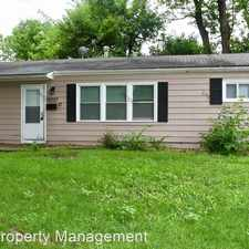 Rental info for 10707 Ewing Dr.