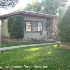 Rental info for 1162 S. Denver St. #C in the Central City- Liberty Wells area