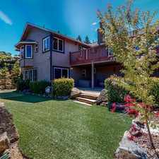 Rental info for Stunning 4 bedroom 3.5 bath + 2 offices with Breathtaking Endless views of the mountains! Wine Cellar, Bocce Ball court, One Hole golf court, Hot-tub, etc!