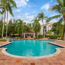 Rental info for St. Andrews at Winston Park Apartments in the Coconut Creek area
