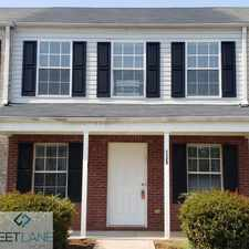 Rental info for Charming 2 Bedroom in Mcdonough!