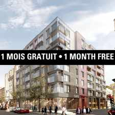 Rental info for Le Neuf Cents - Ville-Marie - Apartments for rent