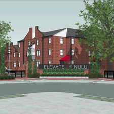 Rental info for Elevate at NuLu in the Phoenix Hill area