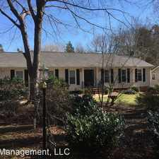 Rental info for 8839 KIngstree Road in the Clemmons area