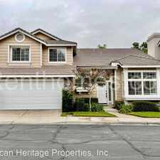 Rental info for 14485 Rutledge Square in the Carmel Mountain area