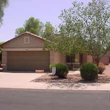 Rental info for Fantastic Ashton Ranch home in great condition.