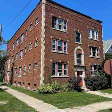 Rental info for 3210 W. 114th St. in the West Boulevard area