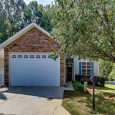 Rental info for 5570 Regent Village Drive in the Clemmons area