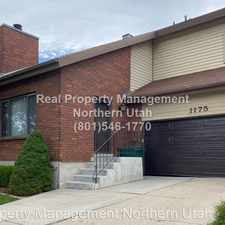 Rental info for 1175 NORTH 900 EAST