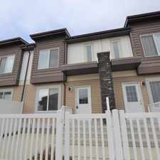 Rental info for 7 - 2215 24 St in the Meadows Area area