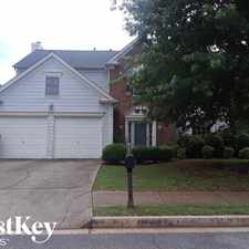 Rental info for 3510 Donamire Way Northwest in the Kennesaw area