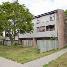 Rental info for Churchill Townhomes in the Kitchener area